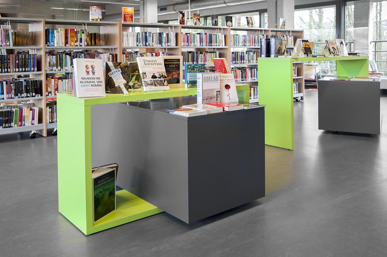 Showit kollektion - Interieur bibliotheek ...